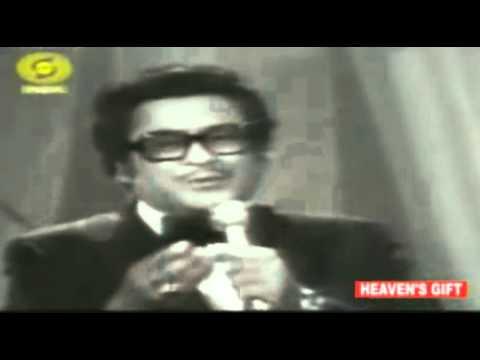 kishore kumar live in concert Pal Pal dil ke paas
