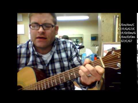 How To Play Are You Lonesome Tonight By Elvis On Acoustic Guitar