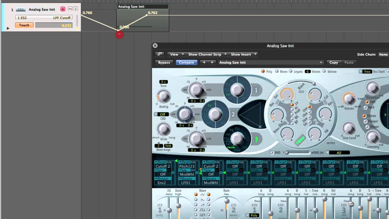 How To Make White Noise Risers