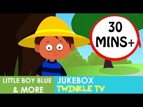 Little Boy Blue   And More Nursery Rhymes   For Kids From Twinkle TV