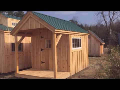 Bunk beds & Compost toilet Tiny House 8x12 Nook