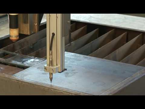 CNC cutting option accessory - Air Scriber Marking