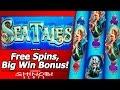 Sea Tales Slot - Free Spins, Big Win Bonus