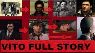The Full Complete Story: Vito Scaletta (Mafia 2) (Mafia 3)  Episode 1