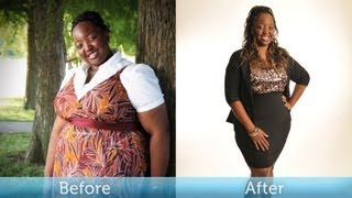 100 Lb Weight Loss Transformation! (Before & After) - IdealShape