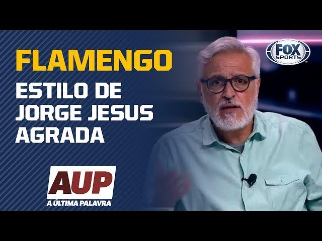 'Abel ficou cinco meses no Flamengo e não jogou metade do que foi contra o Goiás', dispara Sormani