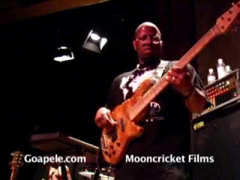 Goapele live show clip 2 Catch 22