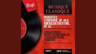 American Overture in B-Flat Major, Op. 42