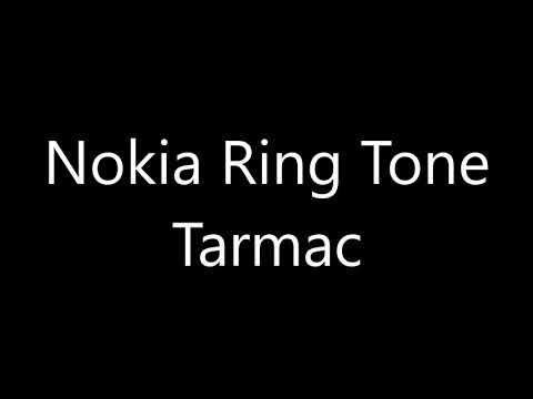 Nokia ringtone - Tarmac