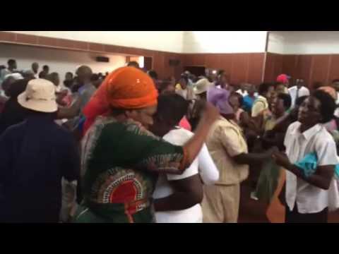 Nhengo Dzebato reZanu PF Dzoimba Pakupera Kwemusangano weConstitutional Amendment MuChinhoyi
