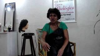 Depoimento Lucia Helena   Cabeleireira