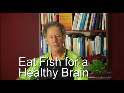 Eat Fish For A Healthy Brain