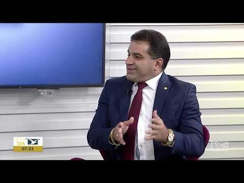 Josimar Maranhãozinho é entrevistado no Bom Dia Mirante