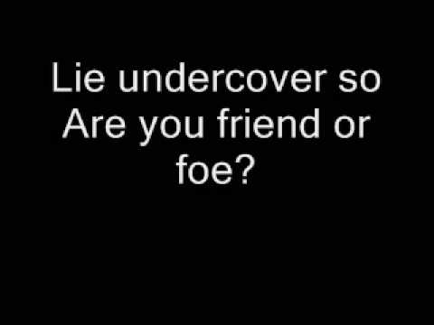 Lyrics to 'Friend or Foe' by t.A.T.u.
