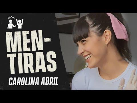 LAS MENTIRAS DE CAROLINA ABRIL