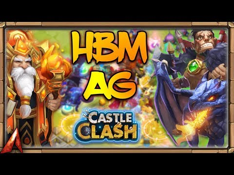 HBM AG! Going In BLIND! How Hard?! Castle Clash