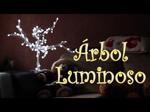 Como hacer un arbol de alambre dise o 1 arbol basico - Arbol de navidad hecho de luces ...