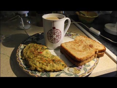 Pakistani Spicy Breakfast Omelette  Sairas Kitchen  YouTube