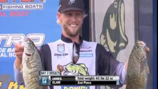 Bassmaster Elite Series: Lake St. Clair 2015