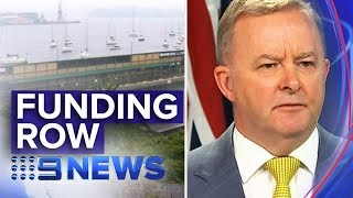 Anthony Albanese wrapped in McKenzie's sporting grant scandal | Nine News Australia
