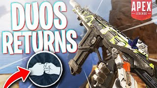 Apex Valentine's Day Update - Duos is BACK! - PS4 Apex Legends!