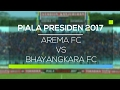 Video Gol Pertandingan Arema FC vs Bhayangkara FC