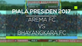 Video Gol Pertandingan Arema U21 vs Bhayangkara FC