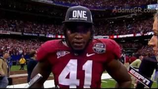 2012 BCS Championship: Alabama vs LSU Montage 1080p