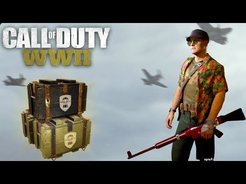 OD WW2 supply drop opening - Trying to get COVERT STORM collection 100% Your Videos on VIRAL CHOP VIDEOS