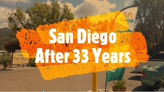 RVlog 27 Thousand Trails Pio Pico Resort San Diego