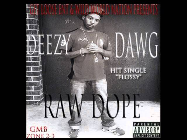never loved ya - deezy dawg (raw dope mixtape) Travel Video