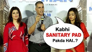 Akshay Kumar's Inspirational Speech At Padman Promotions Will Melt Ur Heart