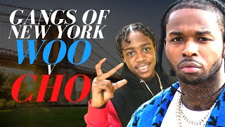 Gangs of New York - Woo v Cho