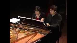Brahms Hungarian Dance Nr. 6 piano four hands (Duo d