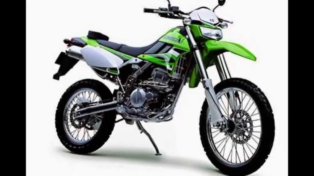 Download Kumpulan Modifikasi Motor Trail Kawasaki Terbaru Velgy