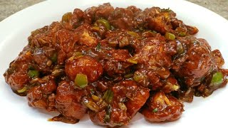 Crispy Gobi Manchurian Recipe | Dry Gobi Manchurian Restaurant Style