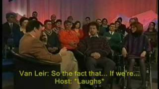 TV Host laughing [ENGLISH SUBTITLE]