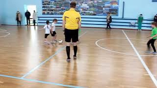 3 этап спартакиады среди воспитанников детских садов Вадского муниципального района мини футбол
