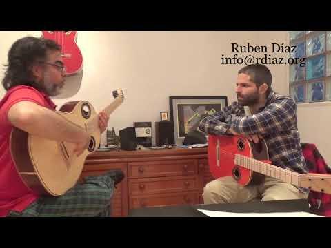 Rhythm and strumings por Solea / Learn Paco de Lucia´s technique / Ruben Diaz