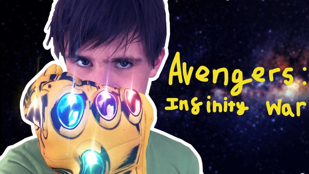 Avengers: Infinity War Trailer 2 - Homemade Spoof - YouTube