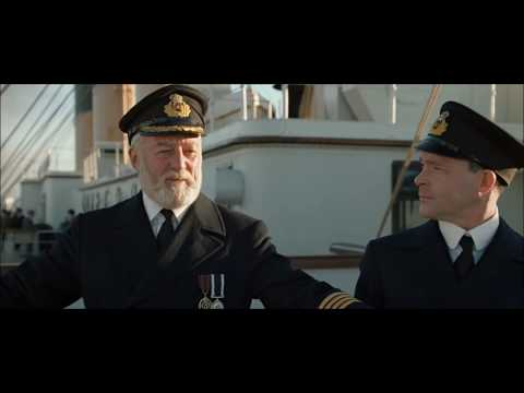 Titanic - Take Her To Sea Mr Murdoch, Let's Stretch Her Legs | Part 1 (HD)