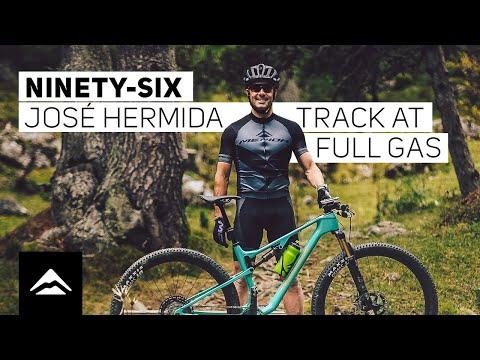 The new NINETY-SIX RC - race ready and presented by José Antonio Hermida | TRACK AT FULL GAS