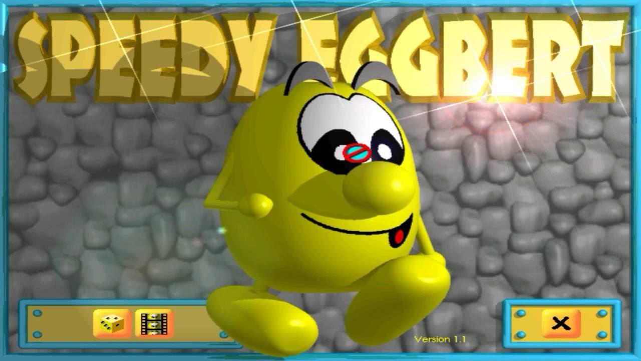 speedy eggbert 1