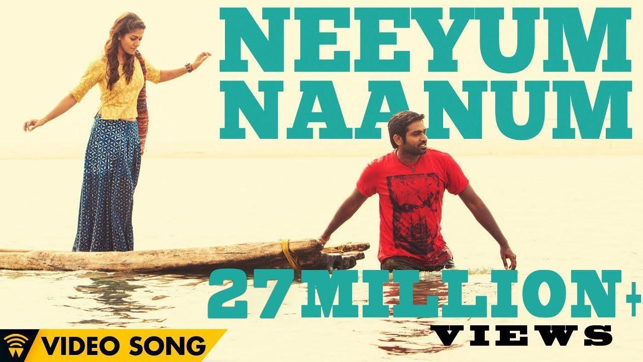 Naanum Rowdy Dhaan - Neeyum Naanum | Official Video | Vijay Sethupathi, Nayanthara | Anirudh