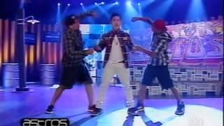 Astros - Yudi mostra que manda bem na dança