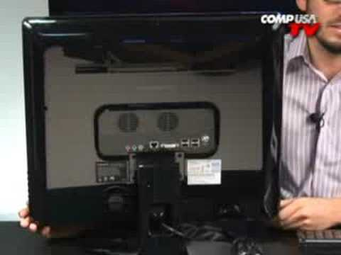 Averatec D1002UHCE-1 All-In-One Intel Desktop PC