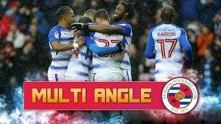 MULTI ANGLE | Sone Aluko's stunning strike against Queens Park Rangers!