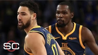 Klay Thompson, not Kevin Durant should be the Warriors' free ageny priority | SportsCenter