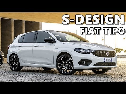 2018 fiat tipo s design overview youtube. Black Bedroom Furniture Sets. Home Design Ideas