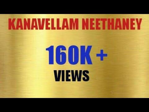 Kanavellam neethaaney lyrics||latest whatsapp stutus||Tamil cut song||sad love song